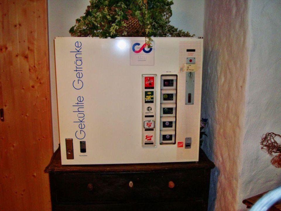 Getränkeautomat\