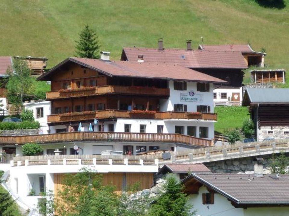 Gasthaus Alpenrose Gramais Naturparkchalet