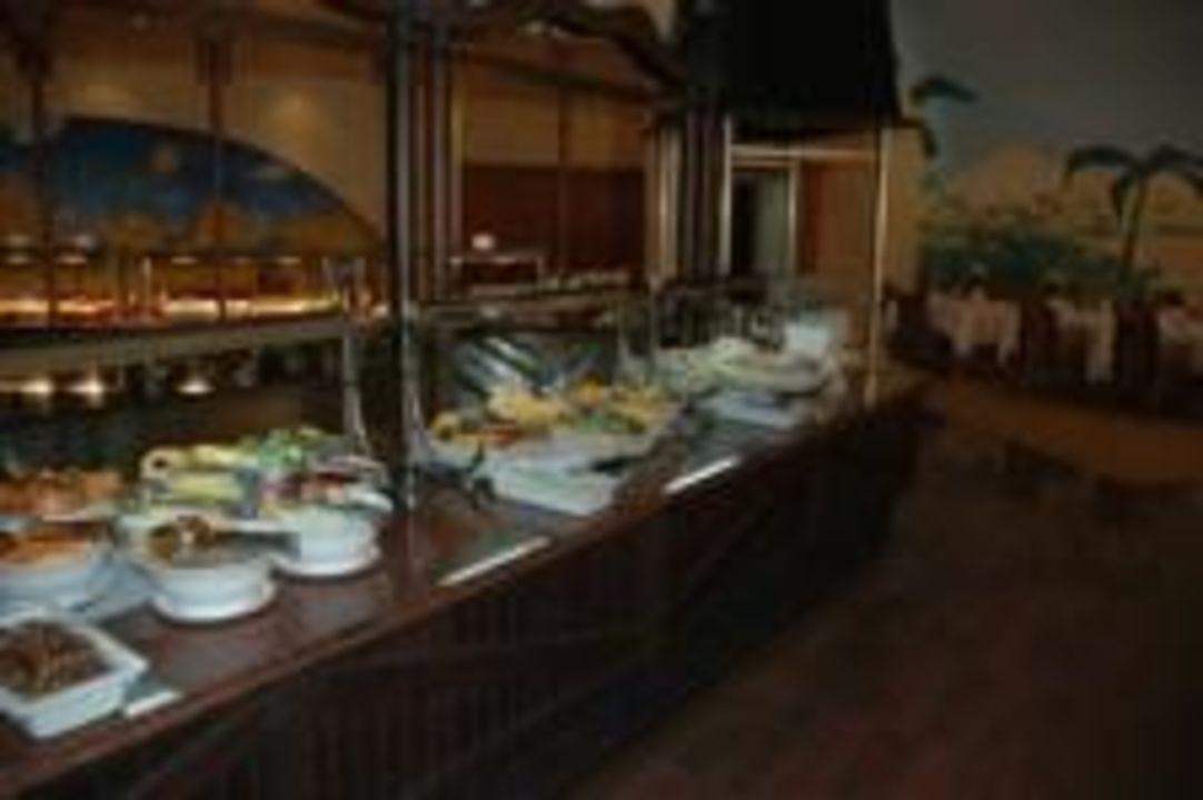 Buffet Vorspeisen Hotel Cordial Mogán Playa