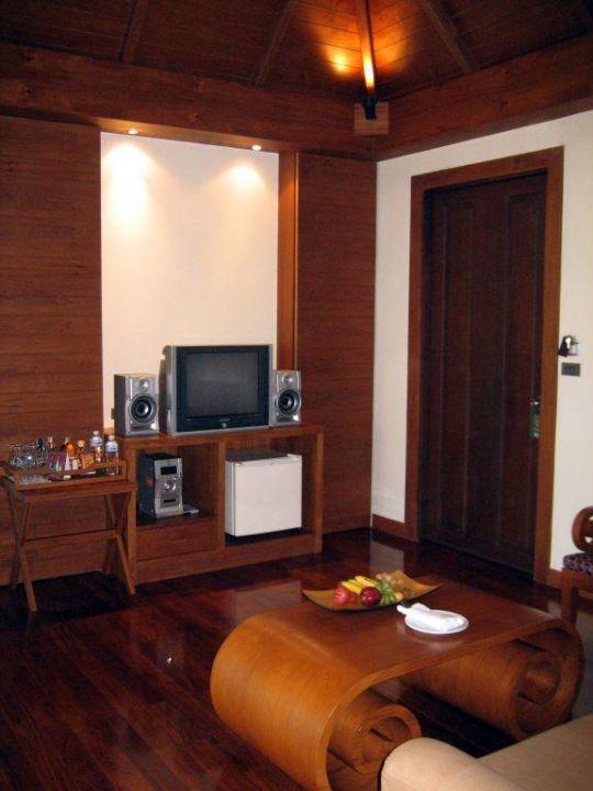Wohnzimmer Der Jacuzzi Villa La Flora Resort Spa