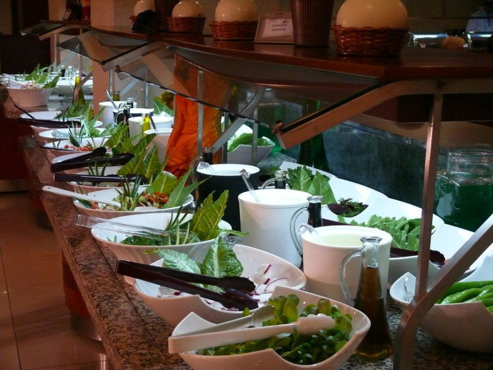 Salatbuffet Trendy Aspendos Beach Hotel