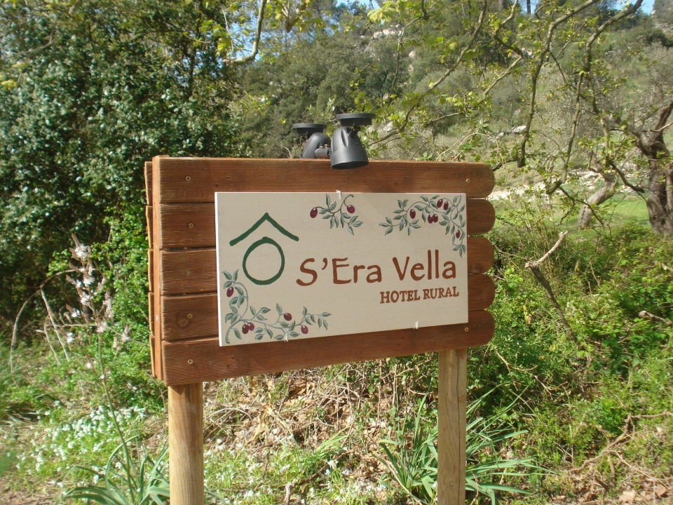 Sign Hotel S'Era Vella