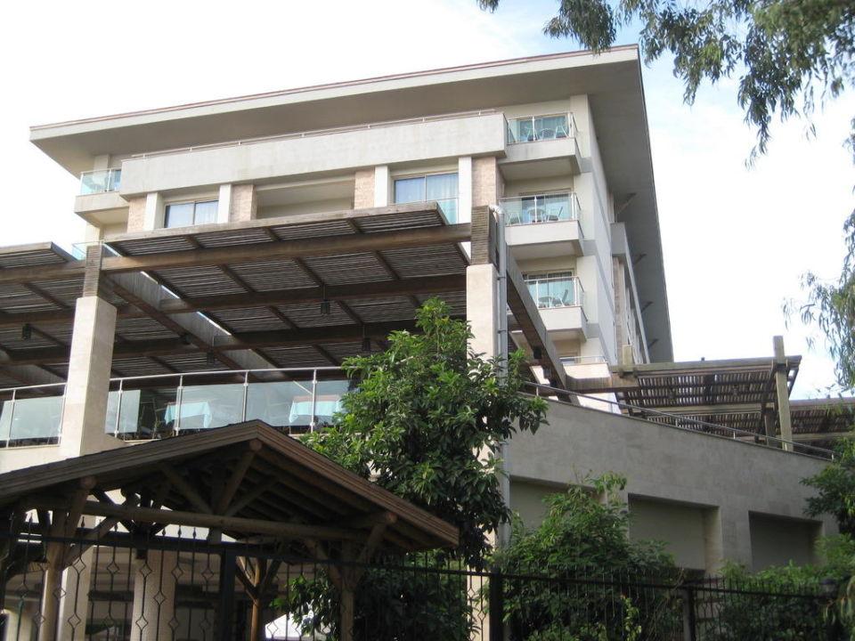 Außenansicht Sunis Kumköy Resort Hotel & Spa