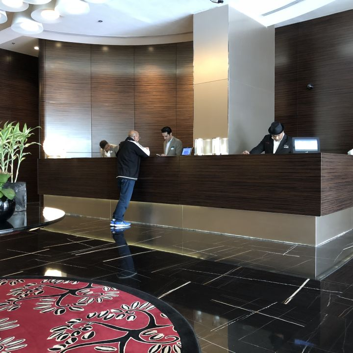 Lobby Cosmopolitan Hotel Dubai