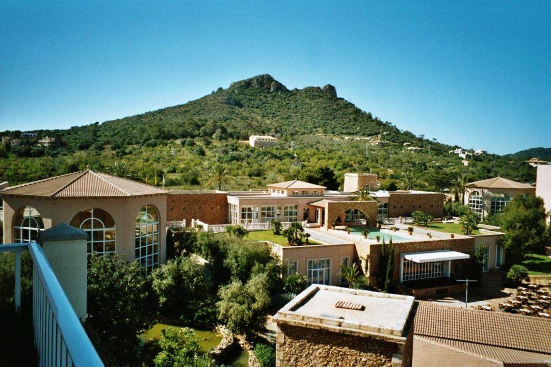 Blick auf die Lobby Protur Monte Safari Holiday Village Majorca