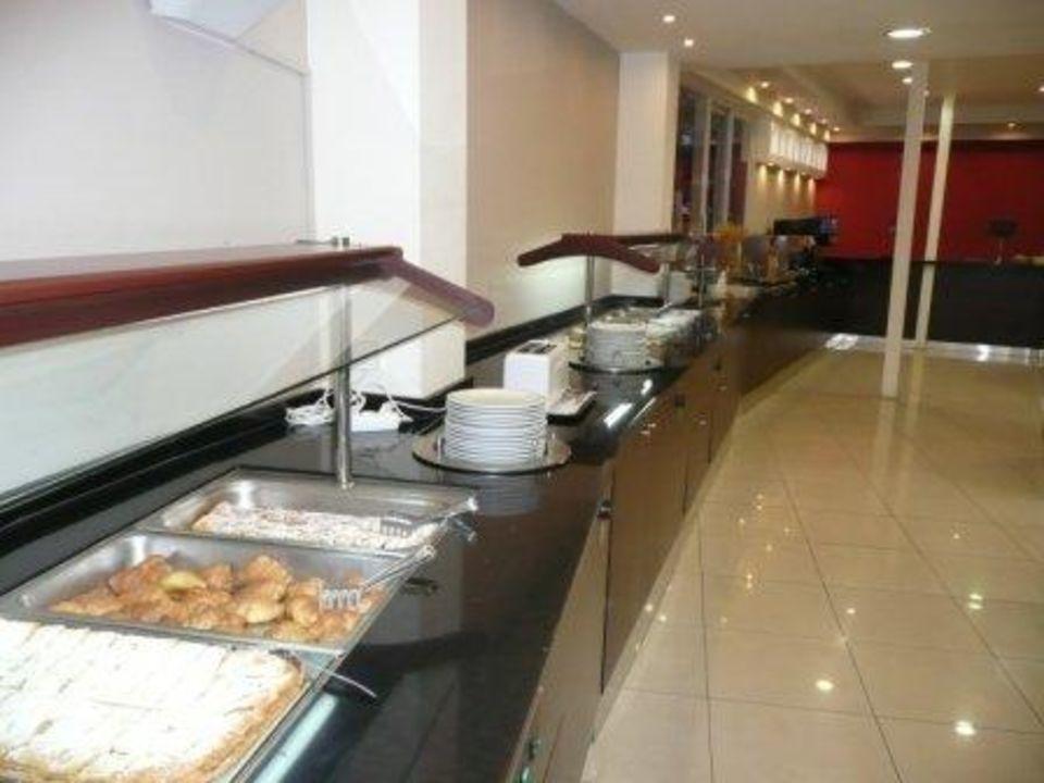 Buffet Eurohotel Katrin Hotel & Bungalows