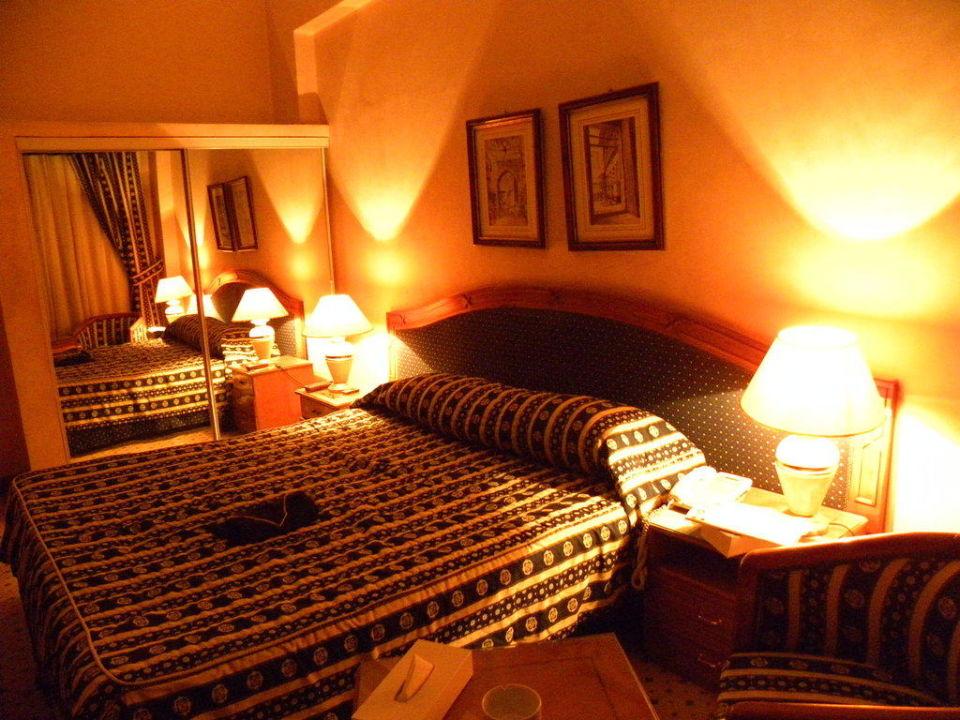 Doppelbettschlafzimmer Hotel Om Kolthoom