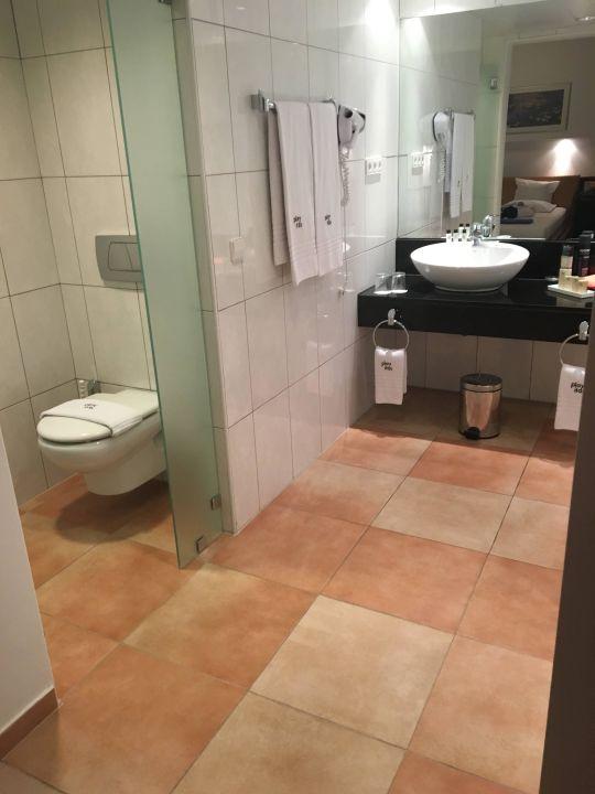 Offenes Badezimmer en Suite\