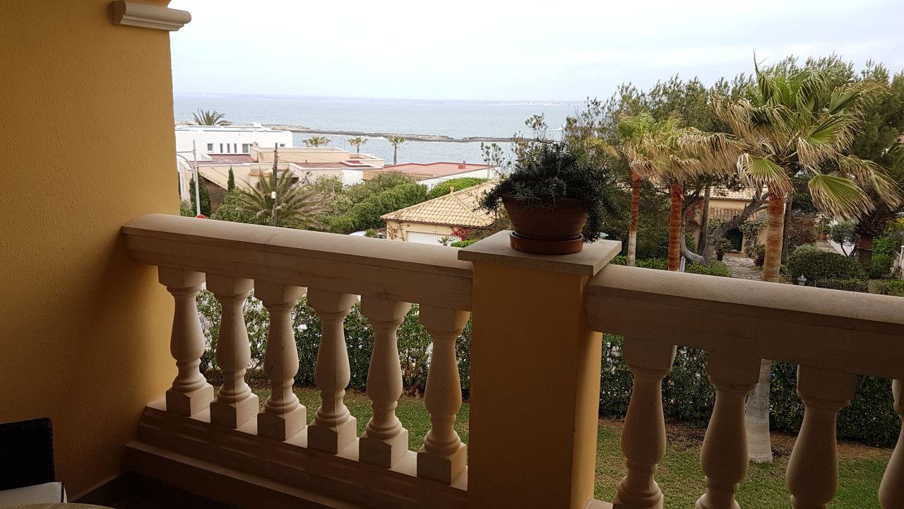 Ausblick Villa Chiquita