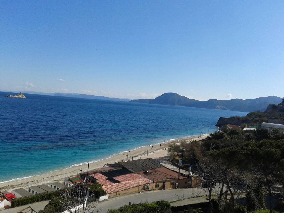 Vista dalla camera Hotel Villa Ombrosa