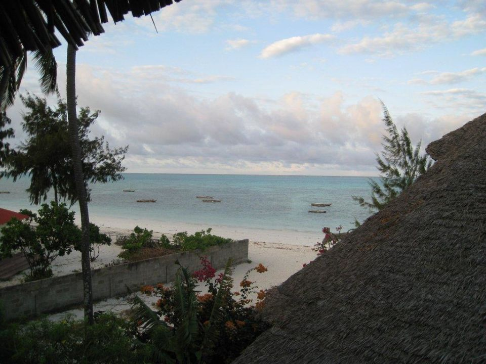Aussicht vom Balkon Hotel Casa del Mar
