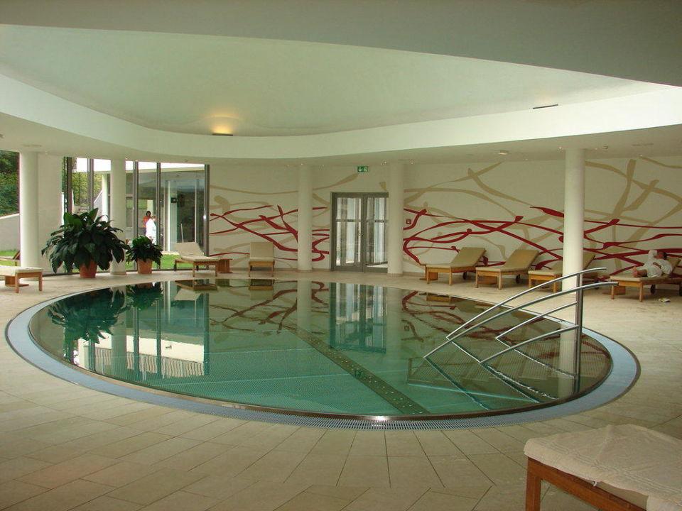 Indoor pool villa  Indoor-Pool