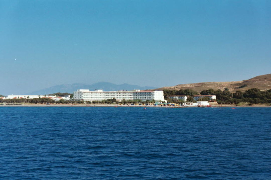 Hotel vom Meer Mitsis Ramira Beach Hotel