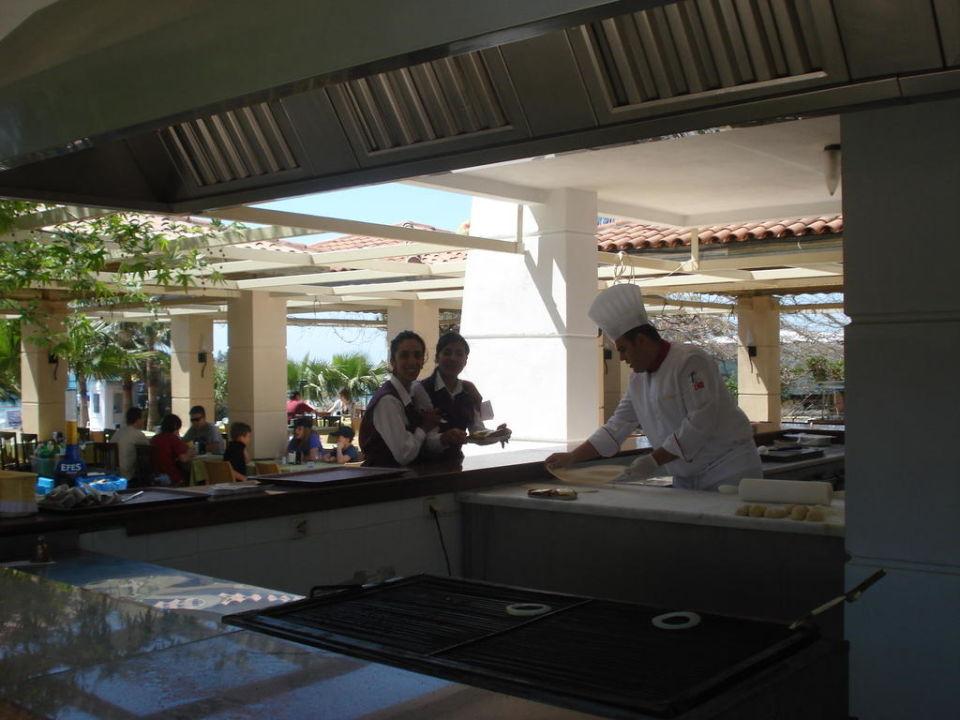Strandrestaurant Trendy Palm Beach Hotel