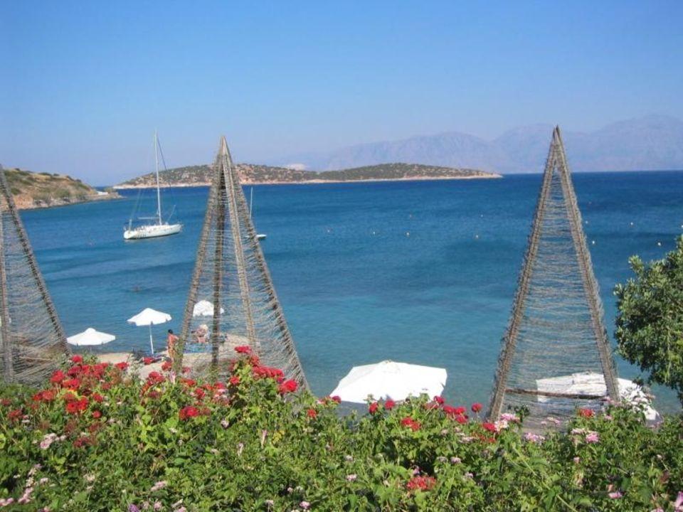 Kreta/Minos Beach - Agios Nikolaos Hotel Minos Beach