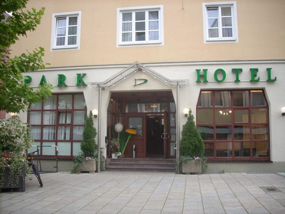 Hotel von außen Drexel's Parkhotel