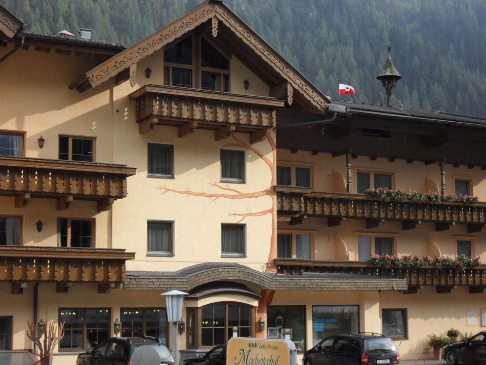 Hotel  Adler Inn Tyrol Mountain Resort