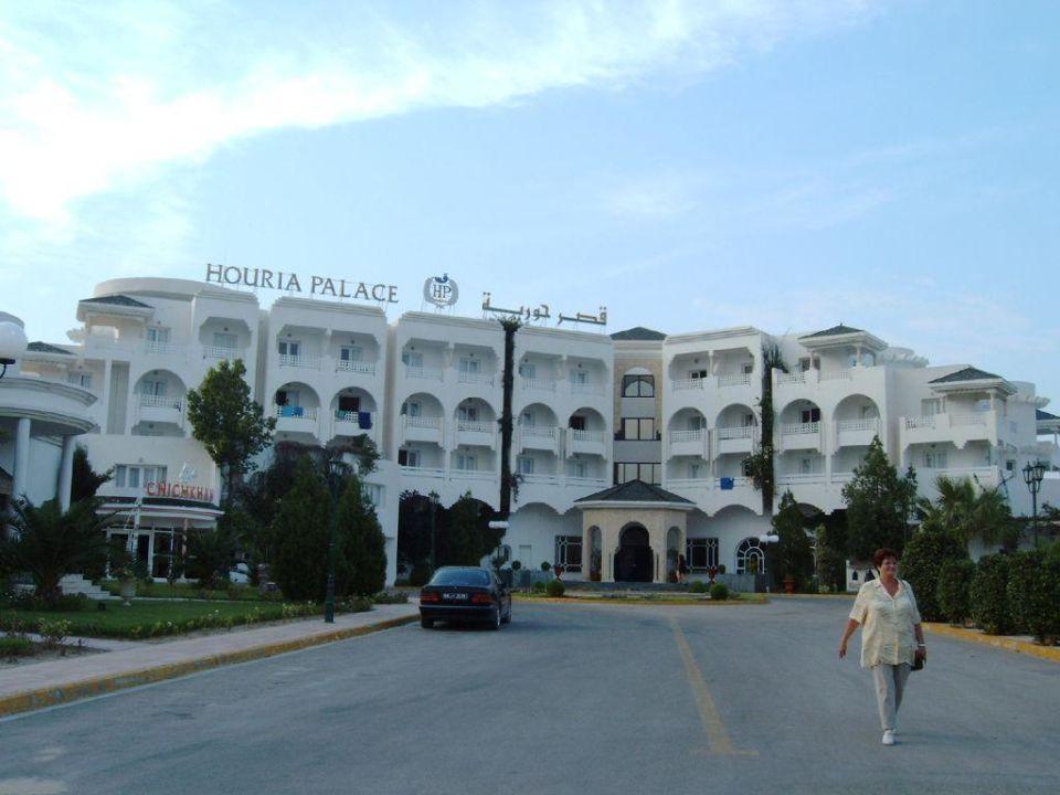 Außenaufnahme Houria Palace, Port el Kantaoui, Tunesien Hotel Houria Palace