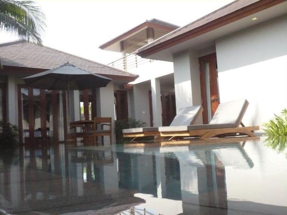 Eigener Pool Hotel AKA Resort Hua Hin