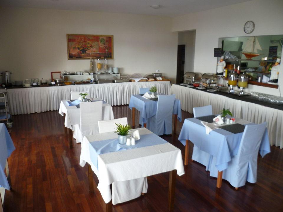 Frühstücksbuffet Naftilos Boutique Hotel