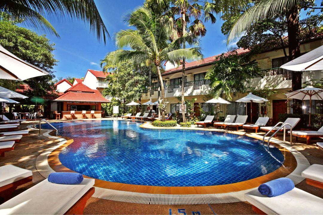Swimming pool bild horizon patong beach resort spa in for Swimming pool testsieger