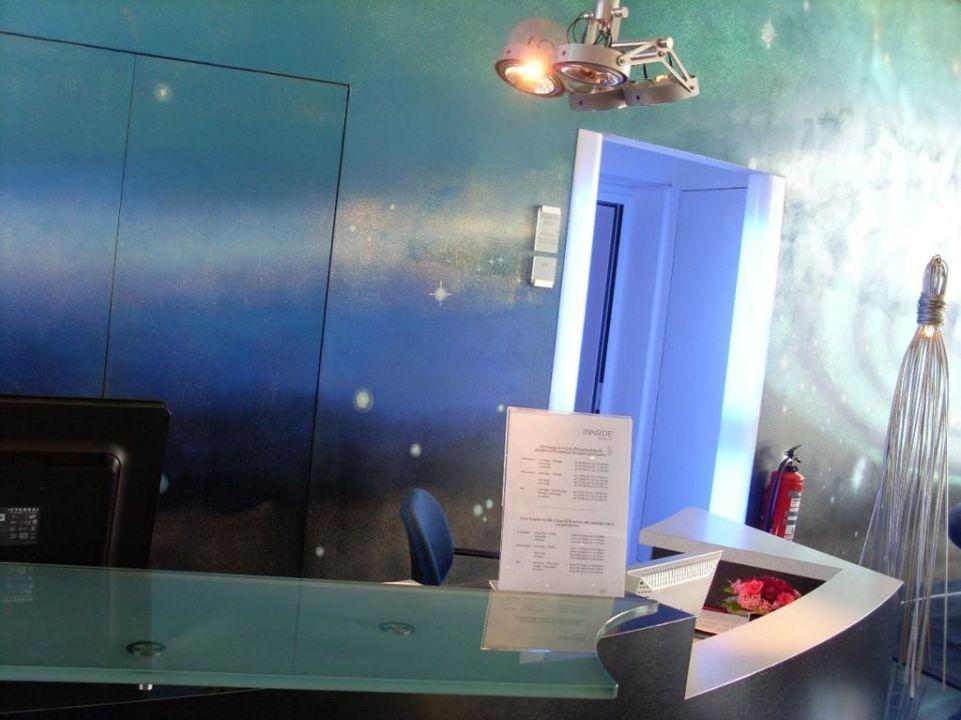 Bild die stylische bar zu hotel innside bremen in bremen for Stylische hotels