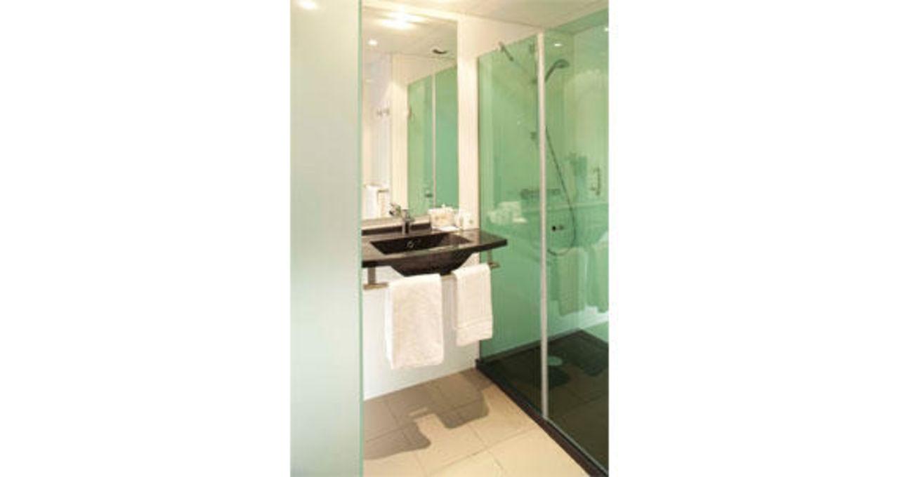 La salle de bain\