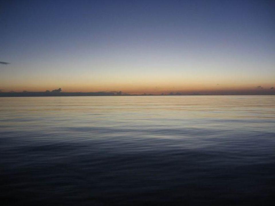 Ein traumhafter Tag geht zuende Summer Island Maldives
