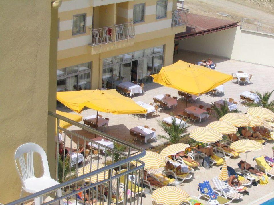 Restaurant & Außengastronomie Diamond Beach Hotel & Spa