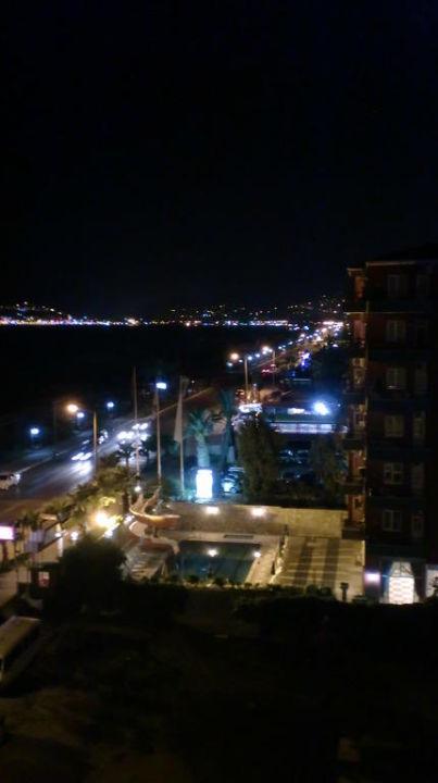 Alanya by Night Semt Luna Beach Hotel