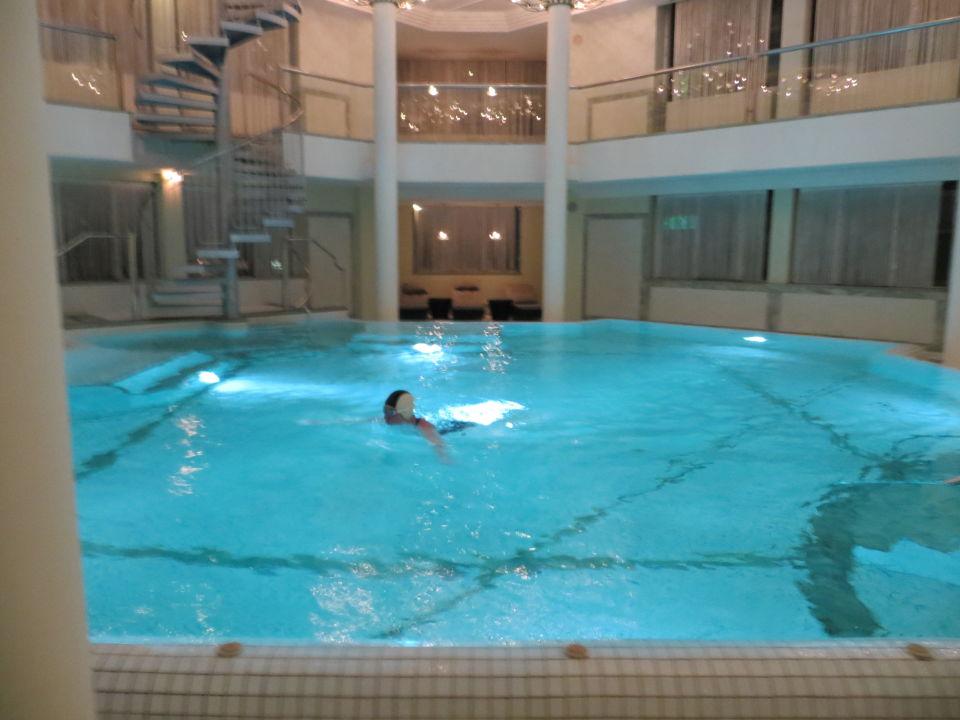 Pool Mit Exklusiv Gegenstromanlage Hotel Europaischer Hof