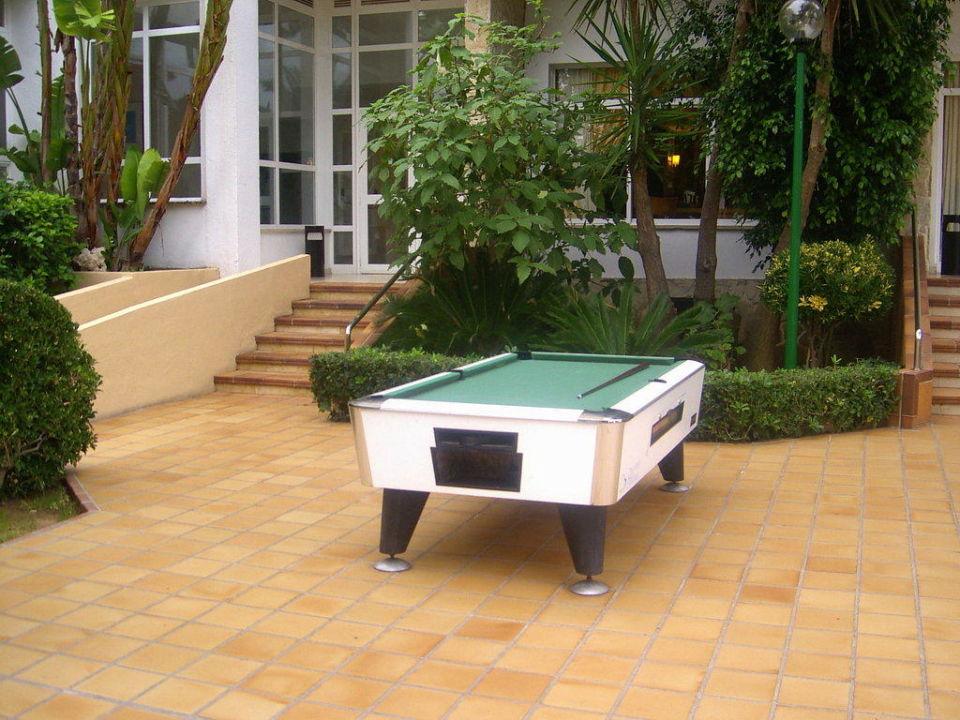 Billard Hotel Riu Playa Park