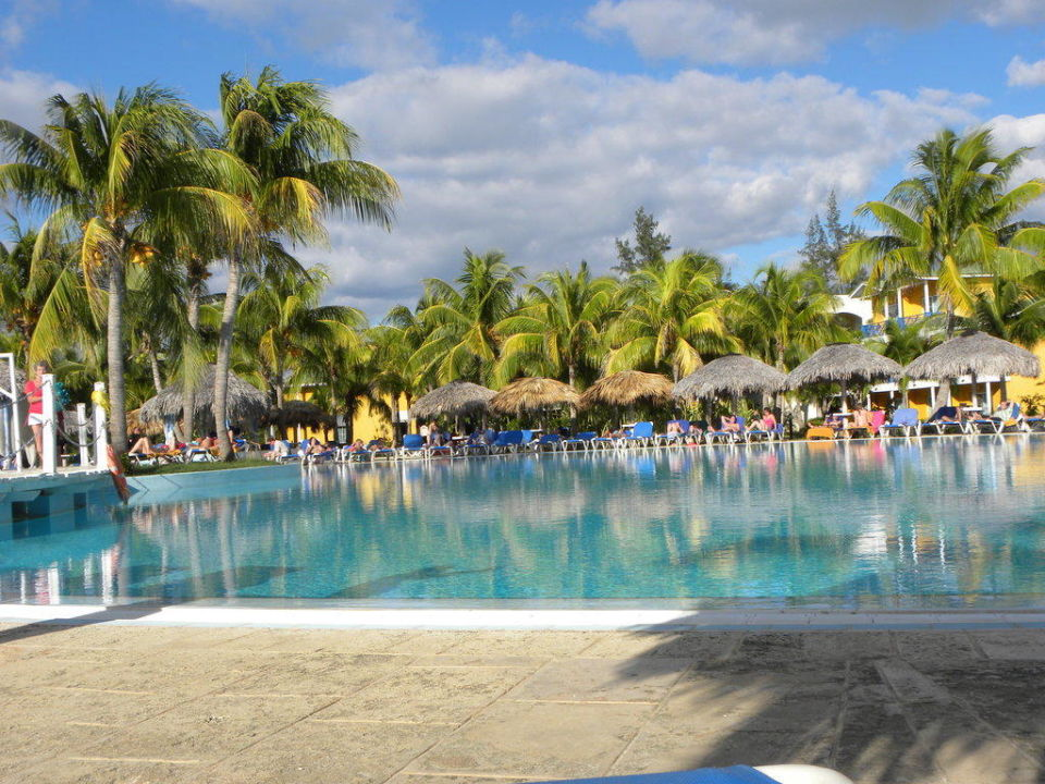 Pool  Hotel Melia Las Antillas - Adults only