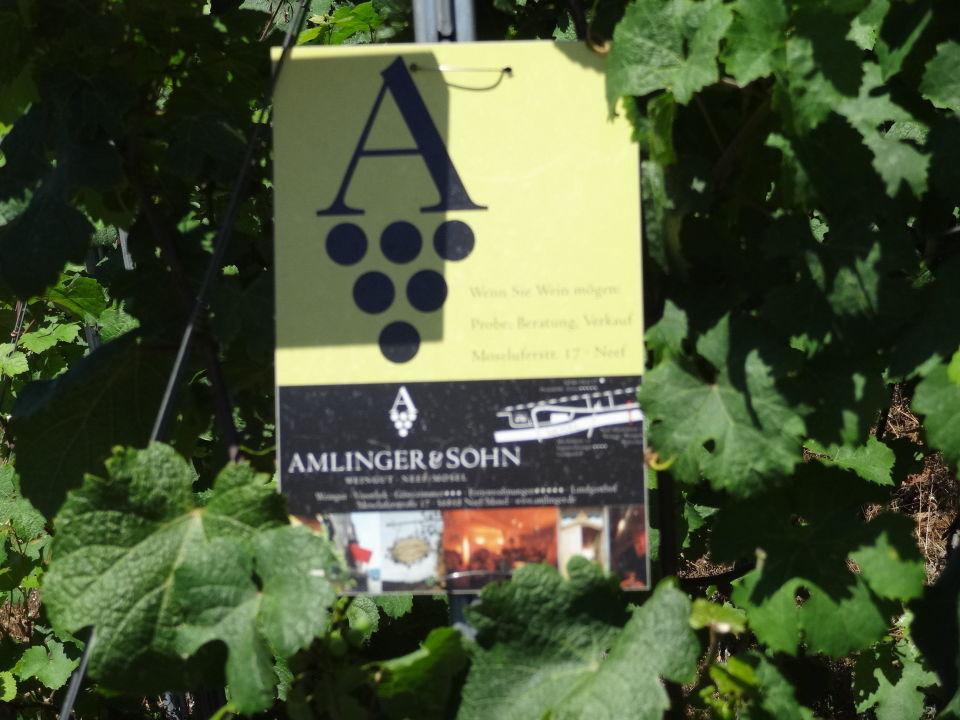 Im Weinberg Hotel Weingut Amlinger&Sohn