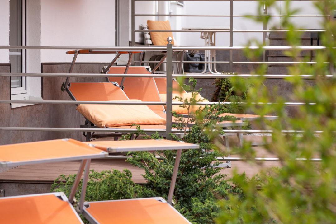 Gartenanlage Apart Relax
