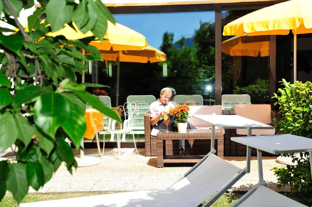 Terrasse Hotel Weger