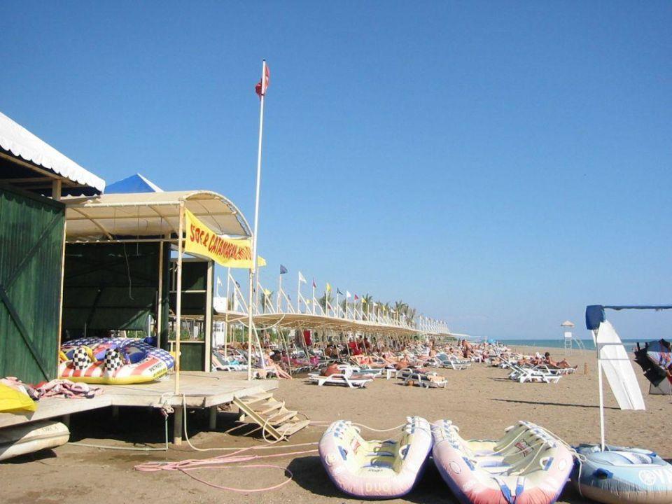 Strand Alva Donna Exclusive Hotel Belek