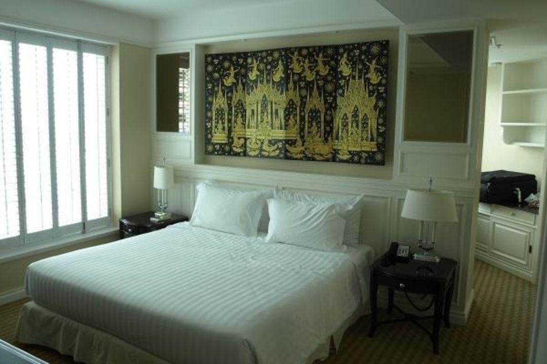 Schlafzimmer U0026 Ankleidezimmer Grande Centre Point Hotel Ratchadamri  Bangkok