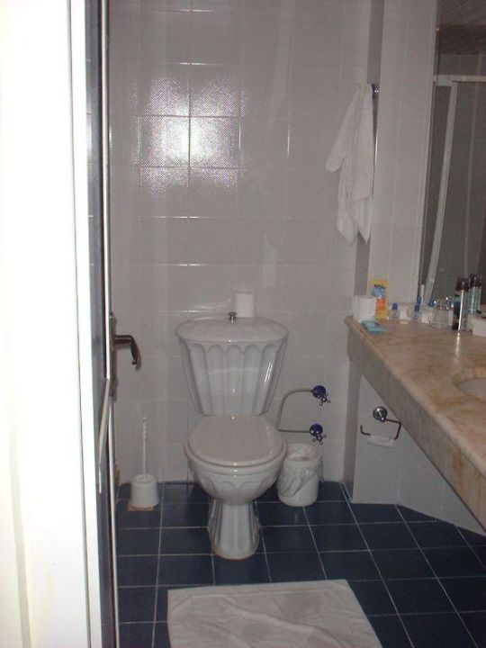 Toilette Hotel Grand Zaman Beach