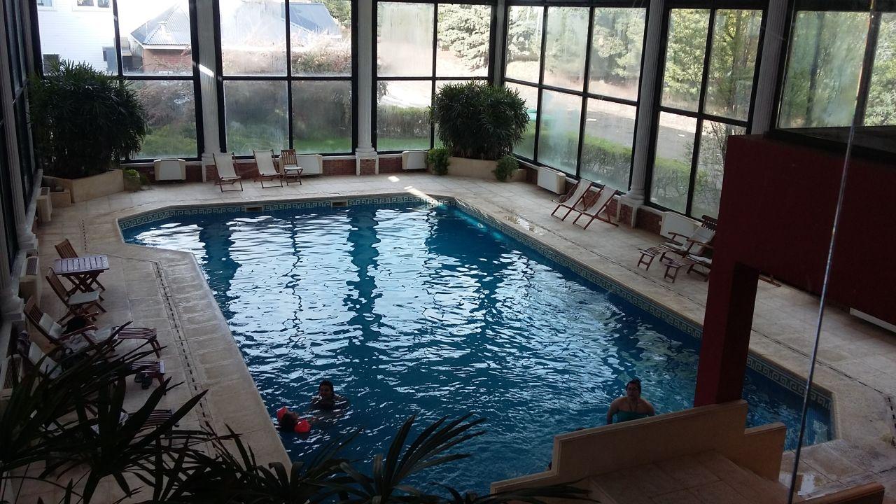 Pool Hotel Unique Luxury Patagonia