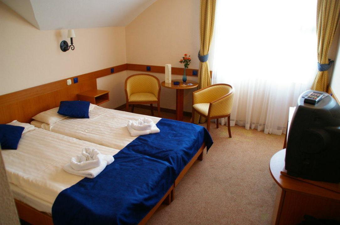 Zimmer Hotel Mediterrán