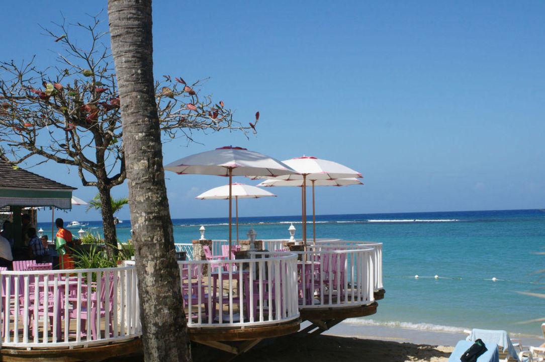 Widok na morze Hotel Shaw Park Beach and Spa
