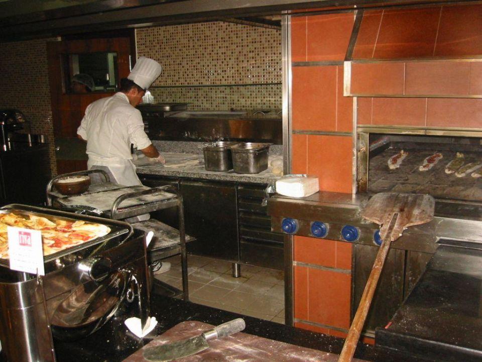 Buffet Alva Donna Exclusive Hotel Belek