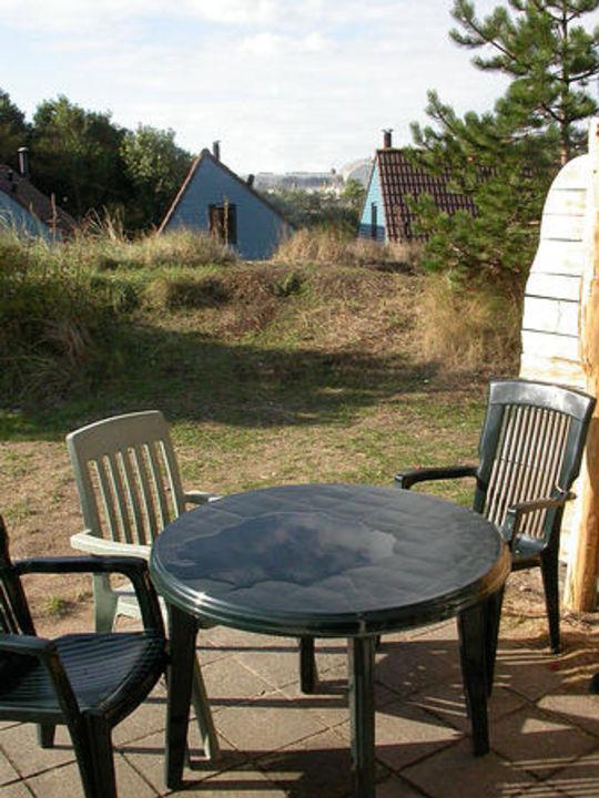 Centerparc Sea Spirit Zandvoort, Terrasse Center Parcs Park Zandvoort