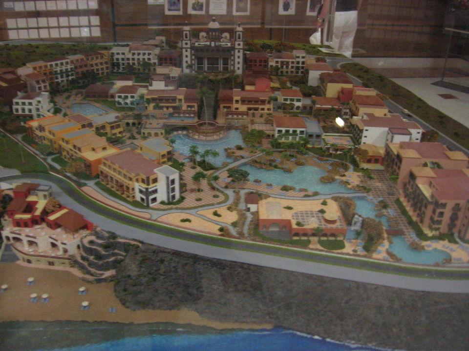 Modell vom Lopesan Villa Conte Lopesan Costa Meloneras Resort, Spa & Casino