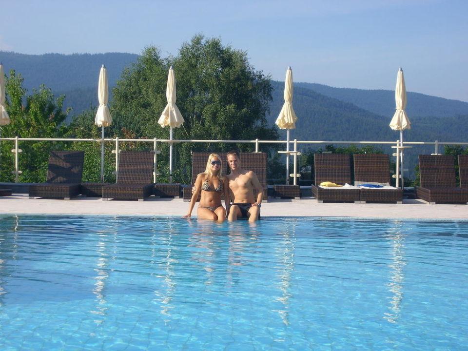 Außenpoolanlage Hotel Sonnenhof Lam Holidaycheck Bayern
