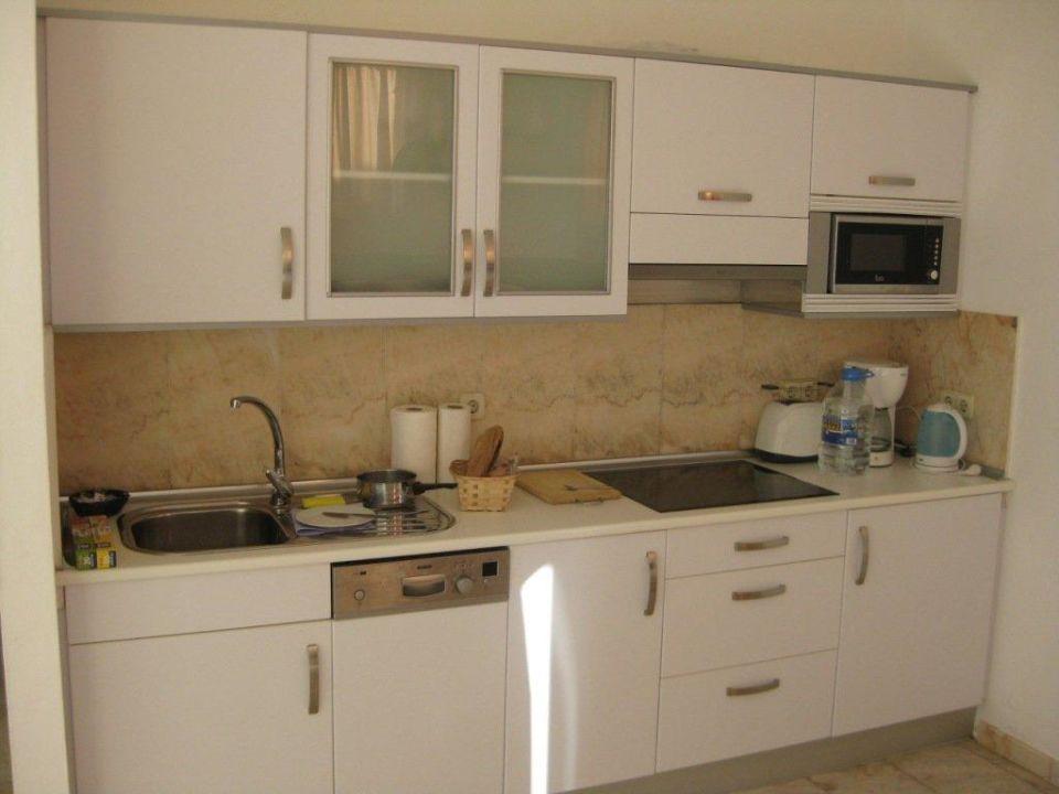 Küche Mit Geschirrspüler   Kuche Mit Geschirrspuler R2 Maryvent Beach Costa Calma