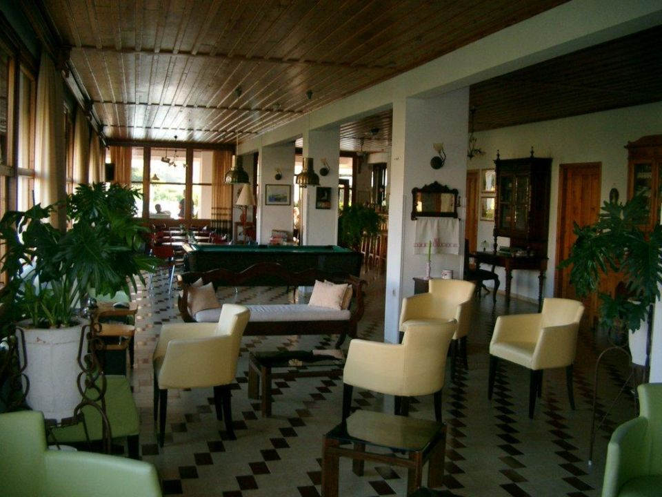Lobby Hotel Venus