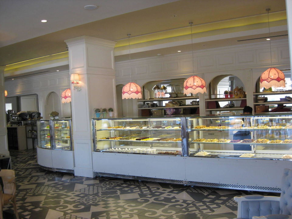 Patisserie Titanic Deluxe Bodrum - All Inclusive