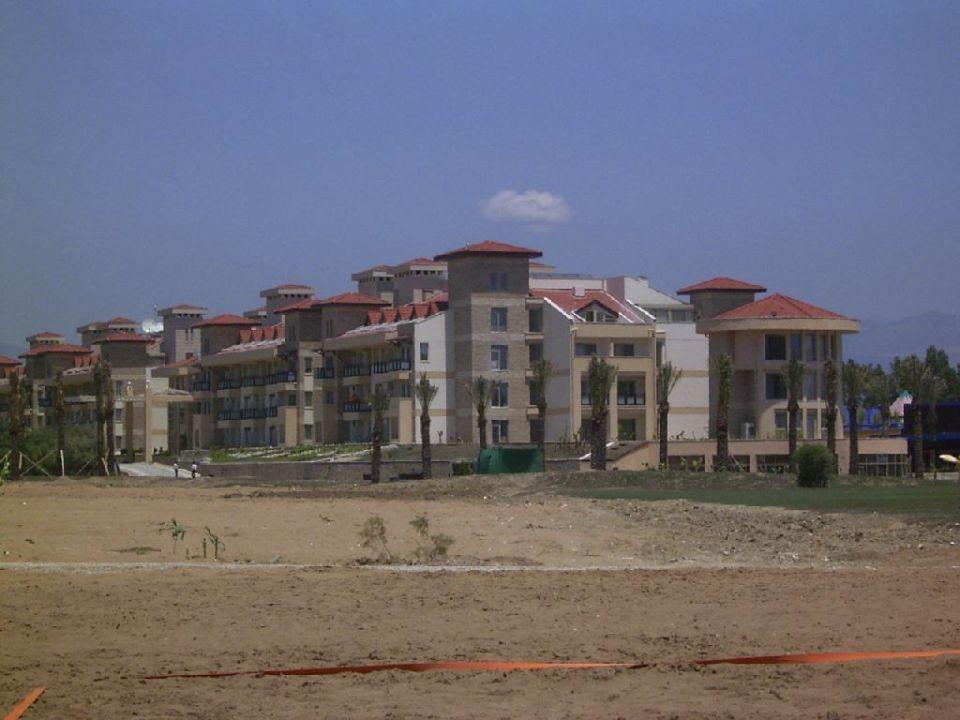 es gibt auch schöne Aussichten lti Xanthe Resort & Spa